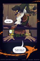 Lady Skylark and the Queen's Treasure: Page 241 by Jackie-M-Illustrator