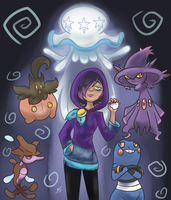 Gym Leader Cri by Twisted-Persona