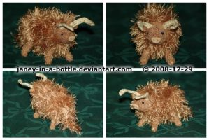 The Crocheted: Hamish by janey-in-a-bottle