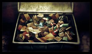 GARBAGE CONTAINER by didibu