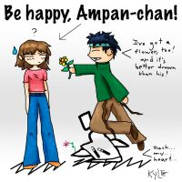 for ampan-chan by ynthamy