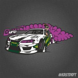 Nissan S14,5 - Krasty's drift car by DURCI02