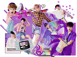 NCT Dream - Chewing Gum by xForeverwitchy