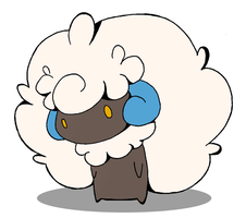 Whimsicott Color