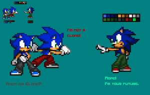Zack v4 [NEW Colour Palette] by SonicDBZFan4125