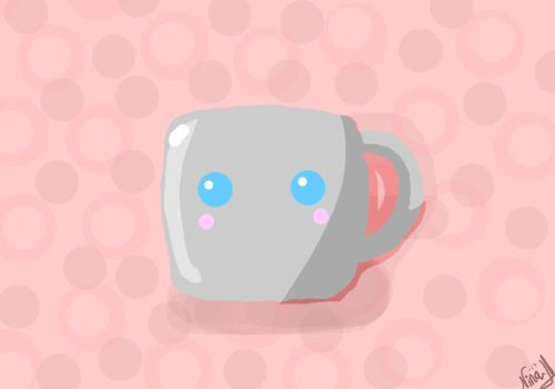 Cup of love by IcyBunny