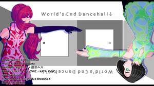 [UTAU] World's End Dancehall [Yozane Iimo + KATAI] by PRISMOID