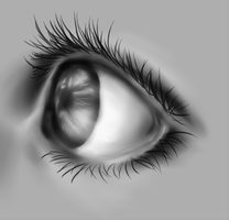 Dabbling in Realism by hnkkorgris