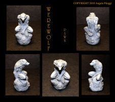 Werewolf Pawn 5 views by Meadowknight