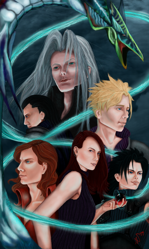Sephiroth X Reader: Illusion of Strength CH 41 by