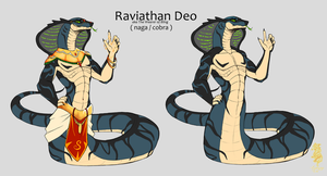 Raviathan Deo ref by FreesthatHD