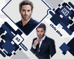 Png Pack 3604 - Chris Pine by southsidepngs
