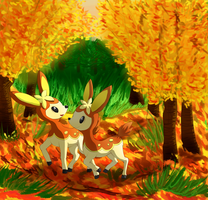 Autumn is coming by Erendyce