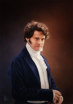 Mr Darcy by tillieke