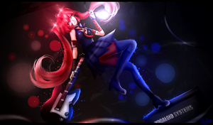 [MMD] .  Chromium Fever  . by Pocky-Poison