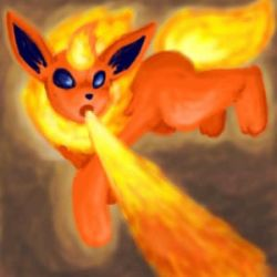 .:Flareon:. by tranquillitystar