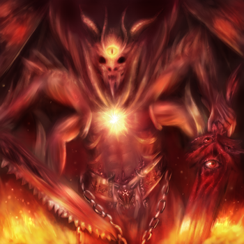 Hellfire Lord by Elidyss