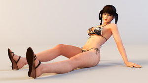 Lei Fang 3DS Render 7 by x2gon