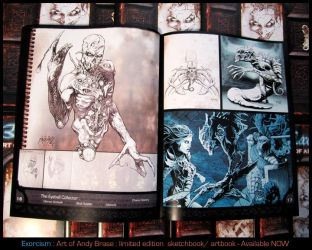 Exorcism- Interior Pages by andybrase
