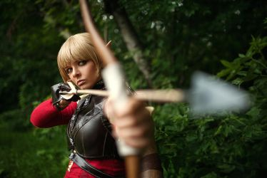 Sera - Dragon Age: Inquisition by korry1317