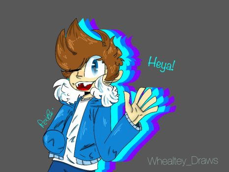 Wheatley! by RexiesxXxArts