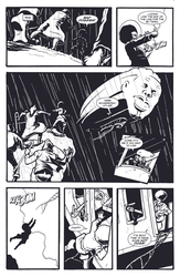 Black Hitler and the Geriatric Werewolves Page 12! by michaelharris