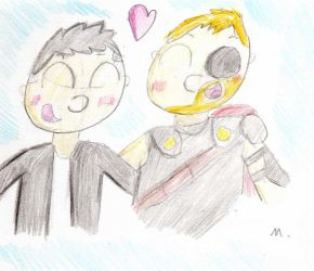 Thorbruce by ptitemouette