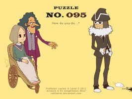 Puzzle 095 - How do you do...? by nattherat