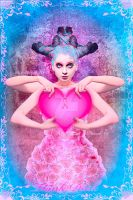 Think Pink by Docali