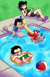 Dc Pool by LilBruno
