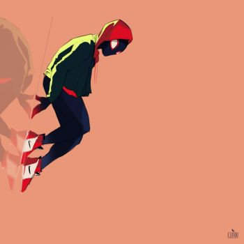#2 Spiderman by ludocreator
