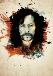 Sirius Black Poster by Neutron-Flow