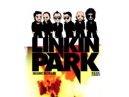 Linkin Park-Minutes ... by roelworks