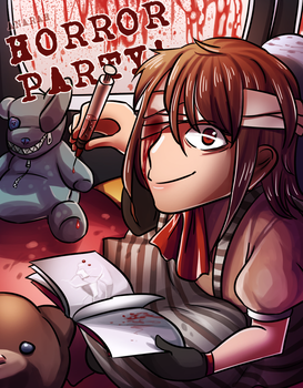 Horror Party! by teto-and-rin