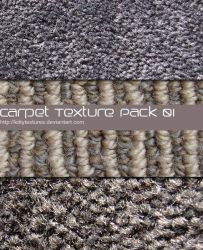 Carpet texture pack 01 by kittytextures