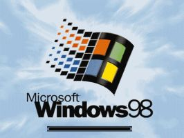 Windows 98 by Bash2cool