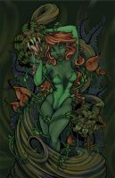 Poison Ivy by SrtaQuesadilla