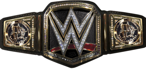 Dean Ambrose WWE World Championship sideplates by Nibble-T
