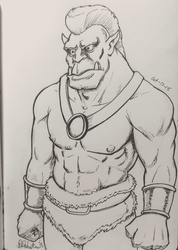 Inktober 2015 Day 13 by EnigmaBerry