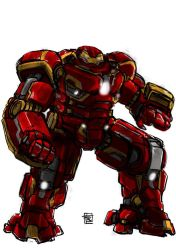 Hulk Buster by Ultrafpc