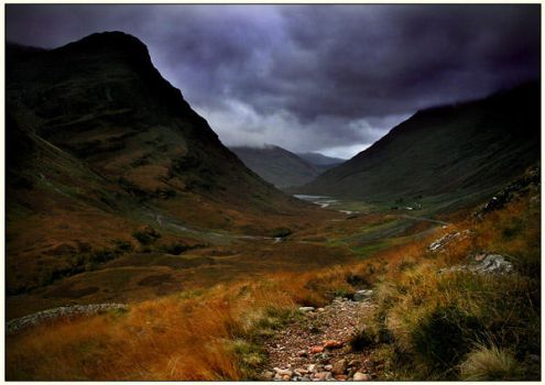 Shadows of Glencoe by ArwensGrace
