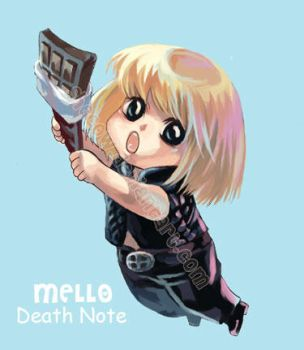 MELLO - Chocolate by SheCow