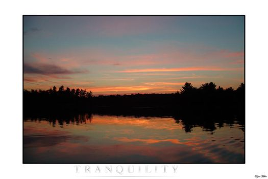 Tranquility by Tantas