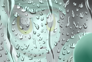 Another really rainy morning by NadnerbD
