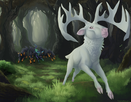 [C] The Hunt by Soulsplosion