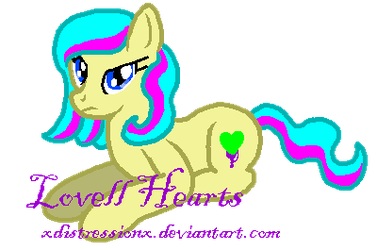 Lovell Hearts by XdiSTRESSionX