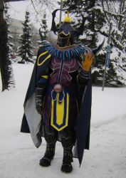Golbez Cosplay by Fist-o-Falcon