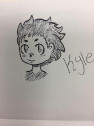 Kyle by AntiLucky
