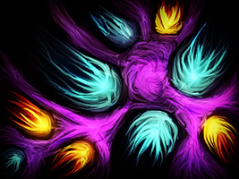 Abstract Smudge by Anthrax817