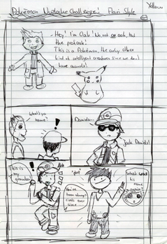 Nuzlocke Run: Yellow 'Flari Style: 1 by Vulli